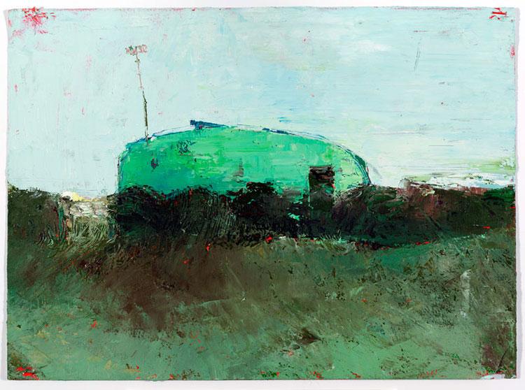 Wonderful Times, 28 x 38 cm, Oil on prepared card, 2012